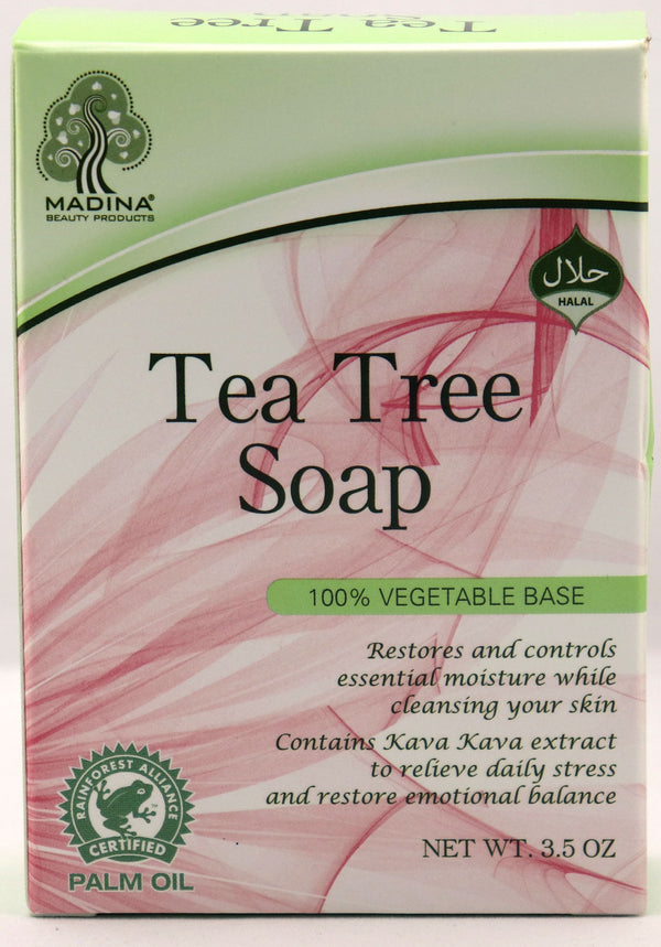 Madina Tea Tree Soap