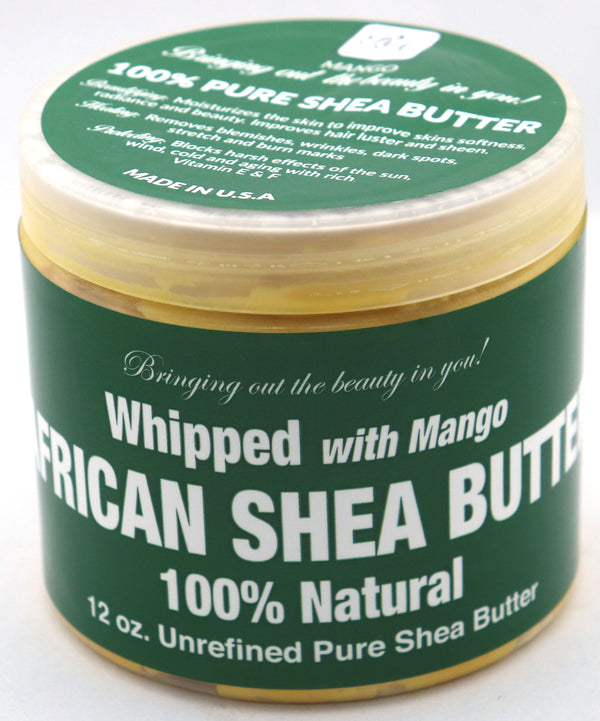 Mango - Whipped Shea Butter