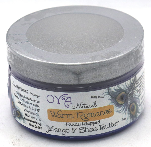 Warm Romance - Whipped Mango & Shea Butter