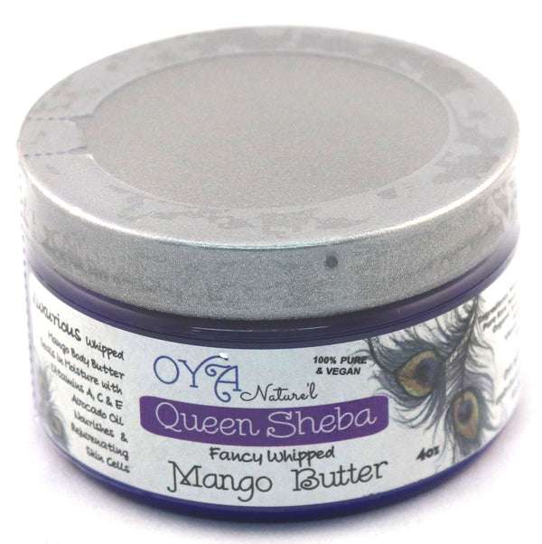 Queen Sheba - Whipped Mango Butter