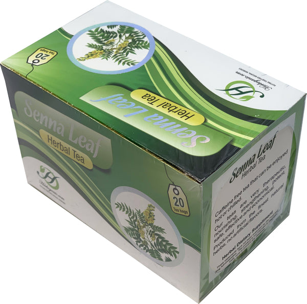 Senna Leaf Herbal Tea