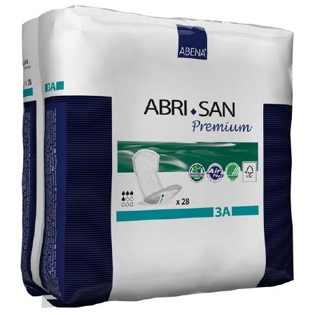 ABENA 9267 Abri-San Premium 15 Inch Length Light Absorbency (CS)