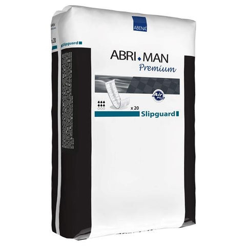 ABENA 207203 Abri-Man Slipguard Pad Male 900ML (CS)