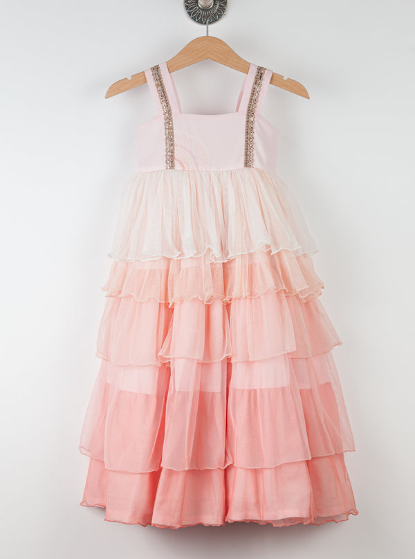 Duchess Dress: Pink Sorbet