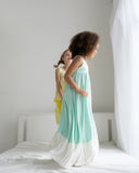 Lounge: Sweet Mint Maxi / Tunic Set