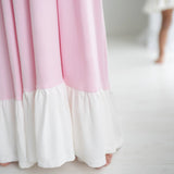 Lounge: Pink Princess Maxi / Tunic Set