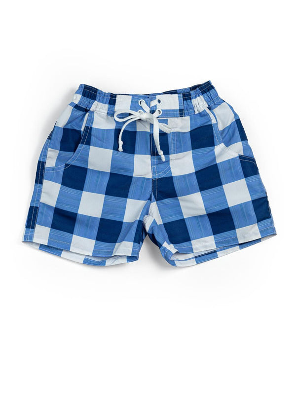 Americana Buffalo Check Prep Short