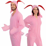 Pink Bunny Rabbit Costume Accessories Kit, Pajama City - 1