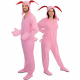 Pink Bunny Rabbit Costume Accessories Kit, Pajama City - 2