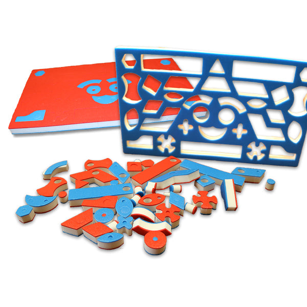 Pop-Out Mini Playgrounds - Red, White & Blue