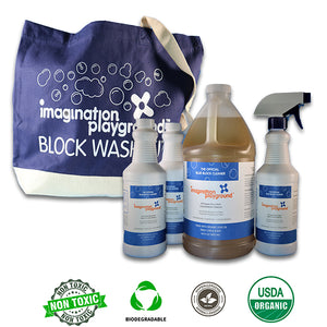 Block Wash Kit