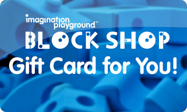 Block Shop Gift Card
