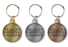 Ghost Hunters Keychains