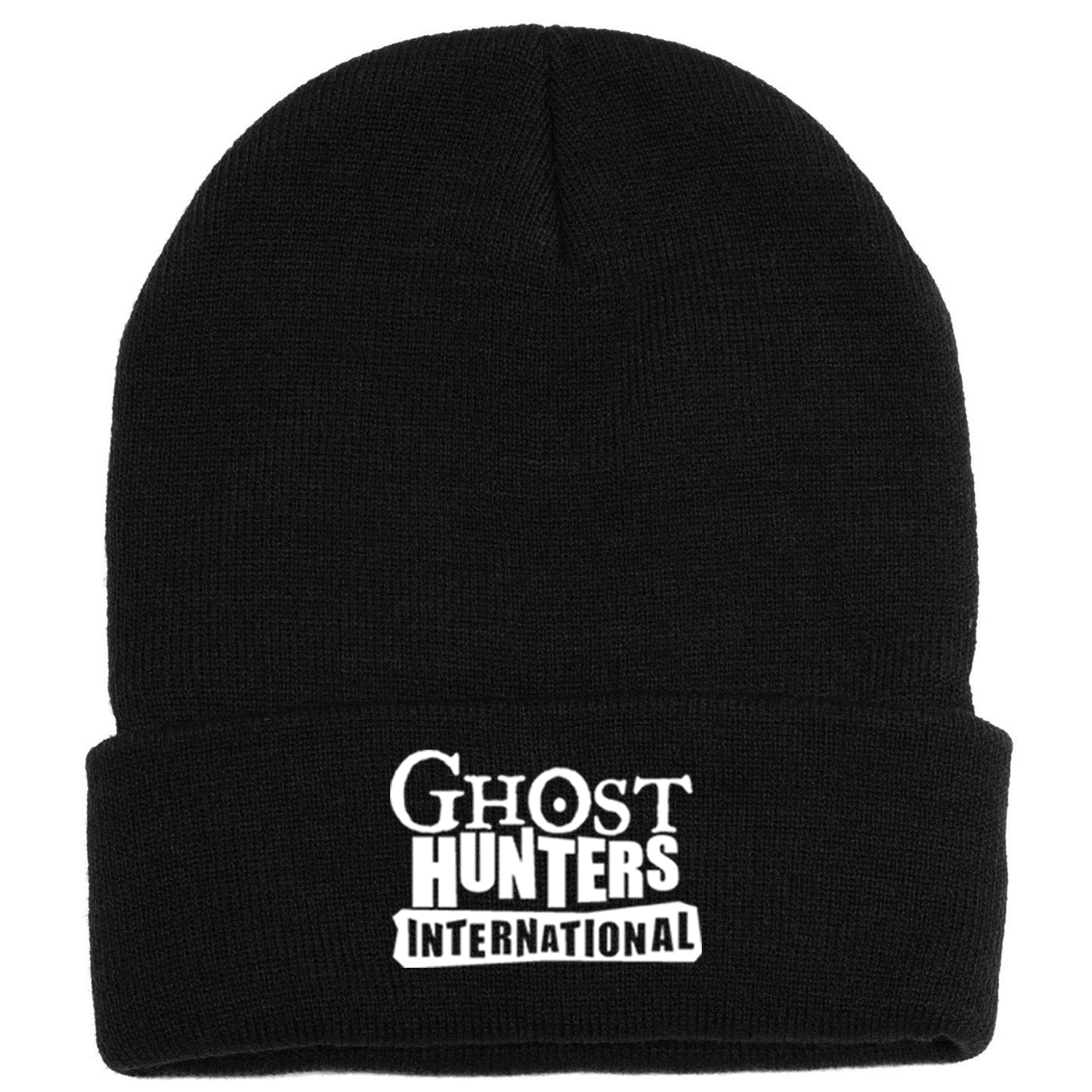 Ghost Hunters International Knit Beanie