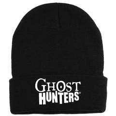 Ghost Hunters Knit Beanie Hat