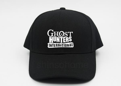 Ghost Hunters International Embroidered Logo Hat