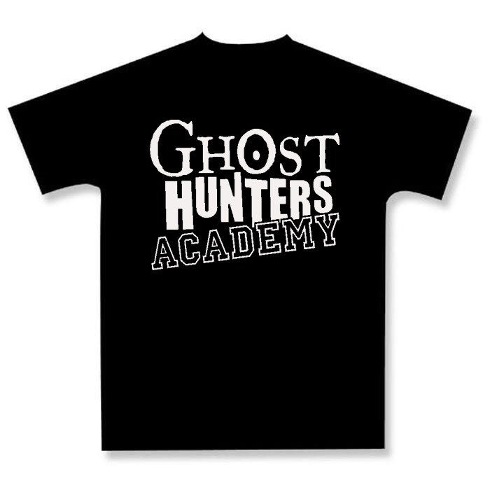 Ghost Hunters Academy Classic T-Shirt