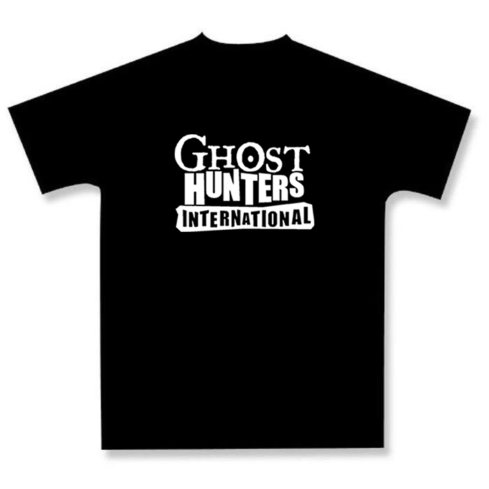 Ghost Hunters International Kids T-shirt