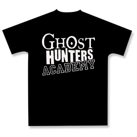 Ghost Hunters Academy Kids T-shirt