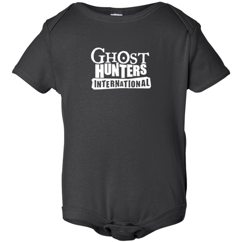 Ghost Hunters International Baby Onesie