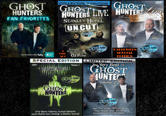 BUNDLE | Ghost Hunters Scary Bundle