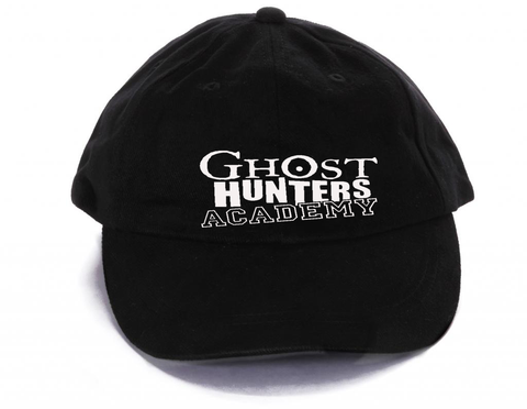 Ghost Hunters Academy Embroidered Logo Hat