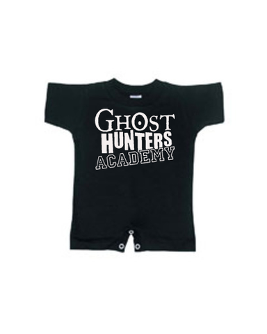 Ghost Hunters Academy Infant T-shirt Romper