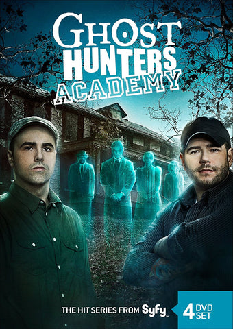 Ghost Hunters Academy Collector's DVD Set
