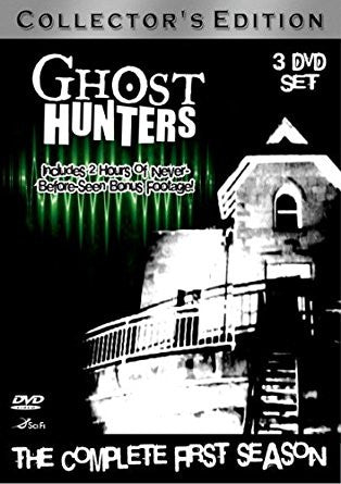 Ghost Hunters Complete First Season - Collector's DVD Set