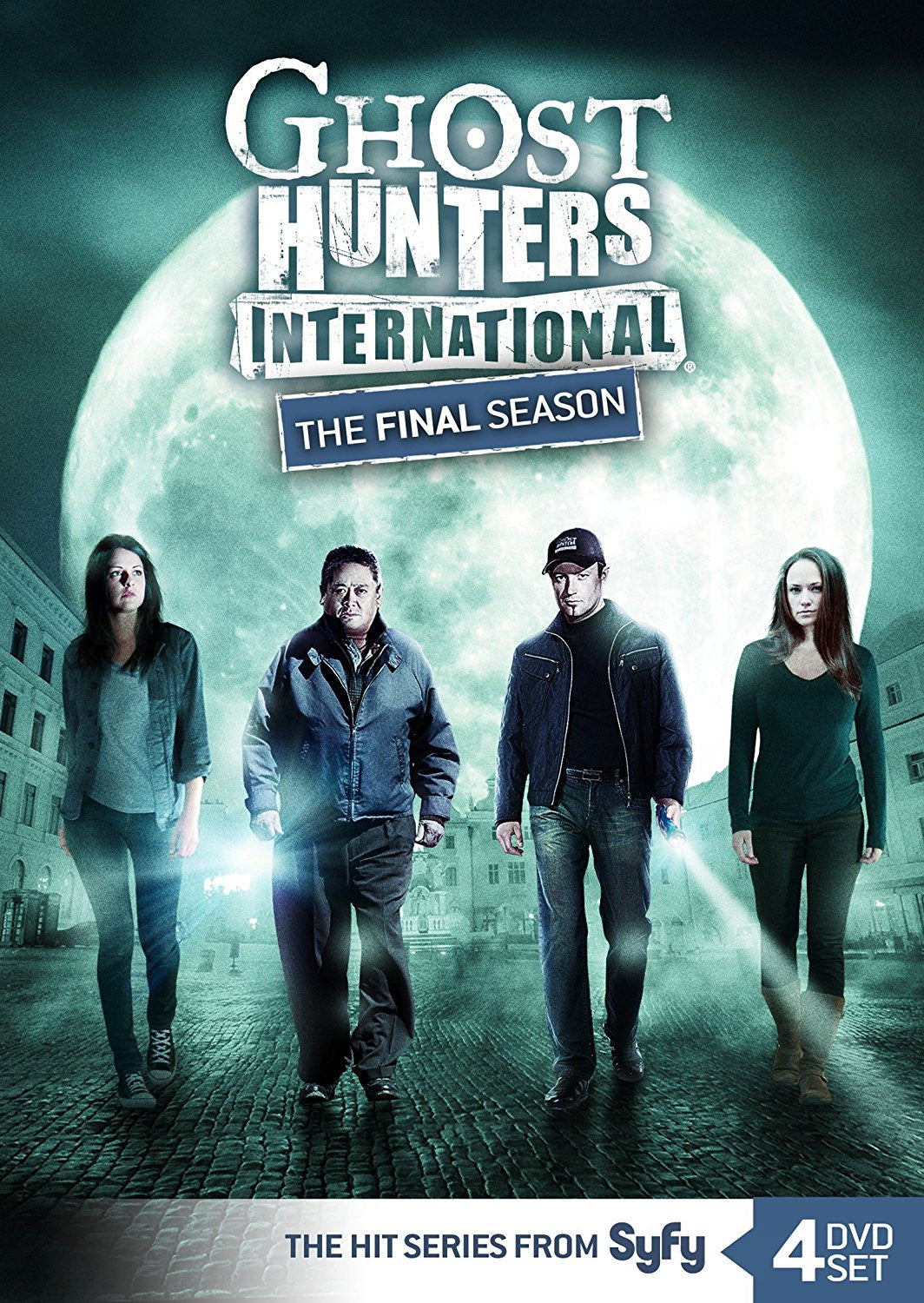 Ghost Hunters International The Final Season Collector's DVD Set