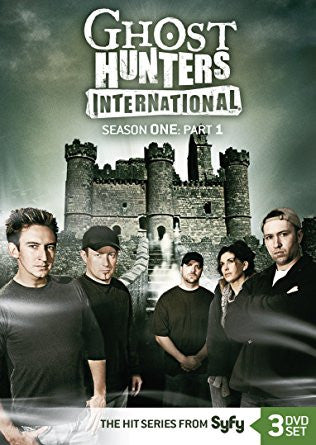 Ghost Hunters International Season 1 Part 1 Collector's DVD Set