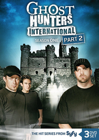 Ghost Hunters International Season 1 Part 2 Collector's DVD Set