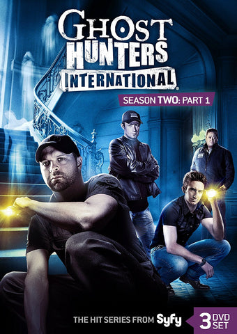 Ghost Hunters International Season 2 Part 1 Collector's DVD Set