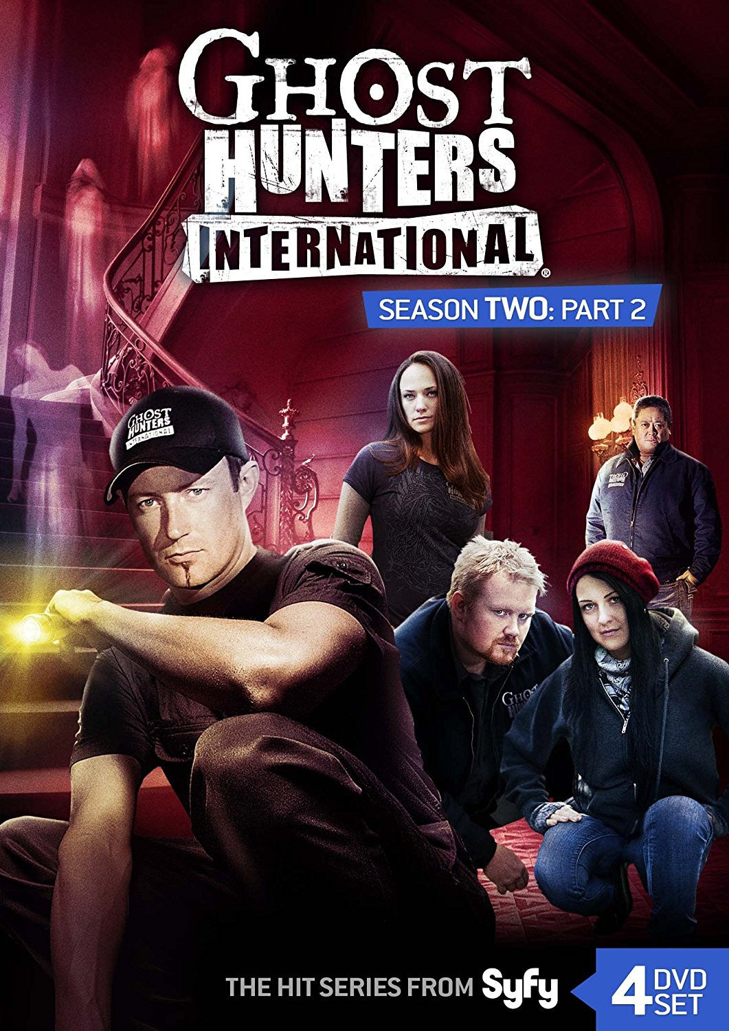 Ghost Hunters International Season 2 Part 2 Collector's DVD Set