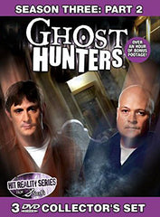 Ghost Hunters Season 3 part 2 Collector's DVD Set