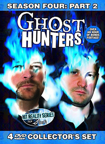 Ghost Hunters Season 4 part 2 Collector's DVD Set