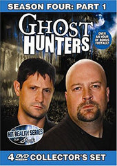 Ghost Hunters Season 4 Part 1 Collector's DVD Set