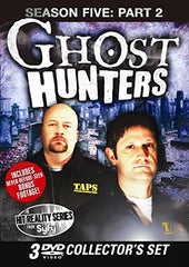 Ghost Hunters Season 5 Part 2 Collector's DVD Set