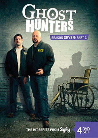 Ghost hunters Season 7 Part 1 Collector's DVD Set