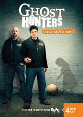 Ghost Hunters Season 7 Part 2 Collector's DVD Set