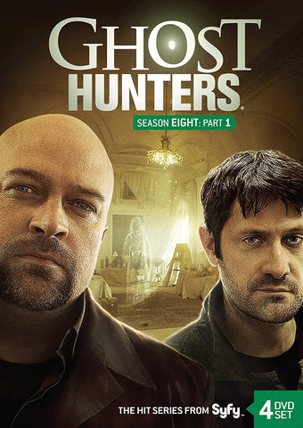 Ghost Hunters Season 8 Part 1 Collector's DVD Set