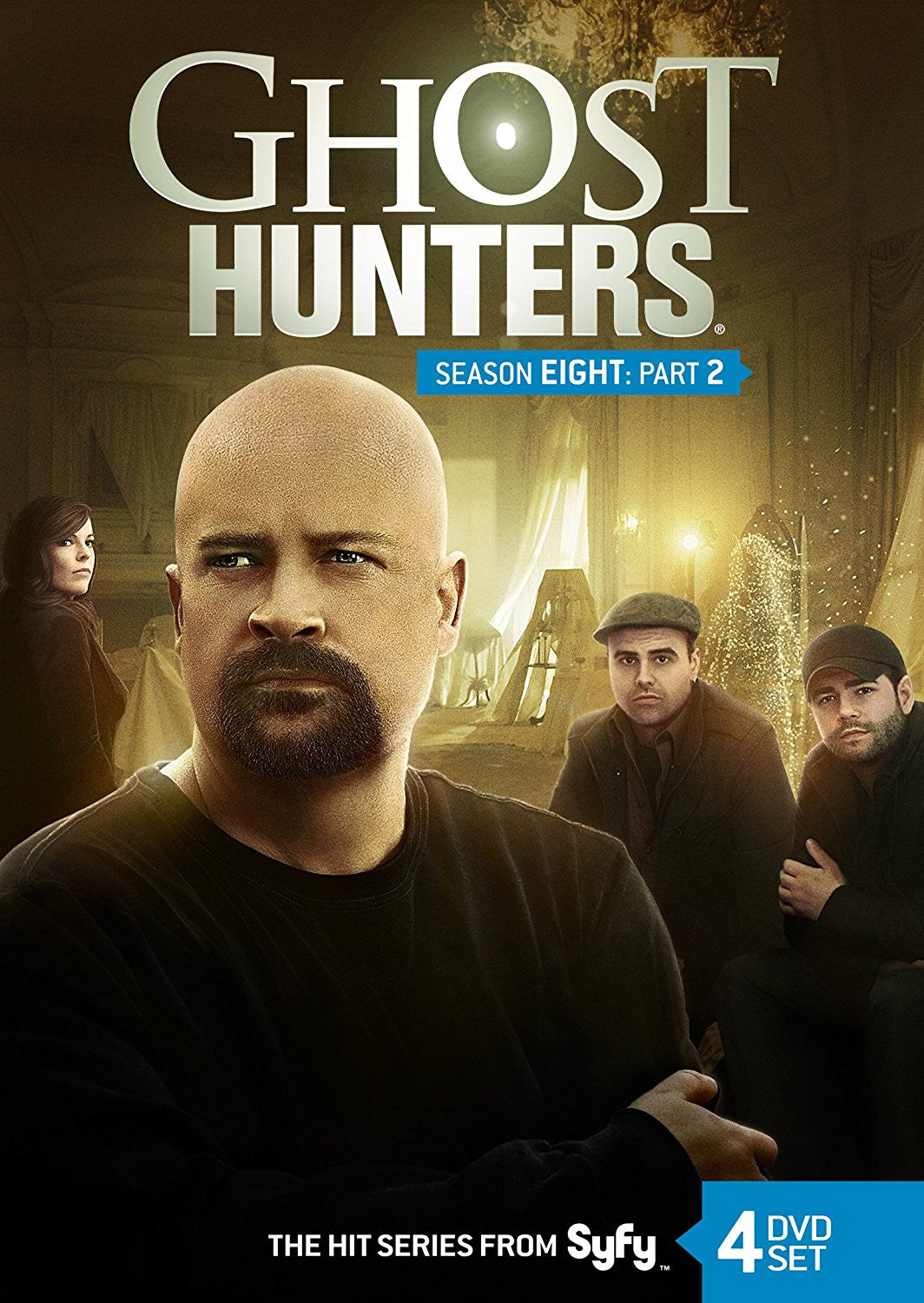 Ghost Hunters Season 8 Part 2 Collector's DVD Set
