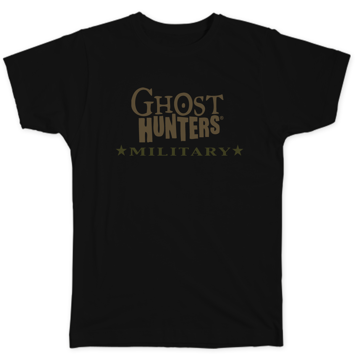 Military Ghost Hunters T-Shirt