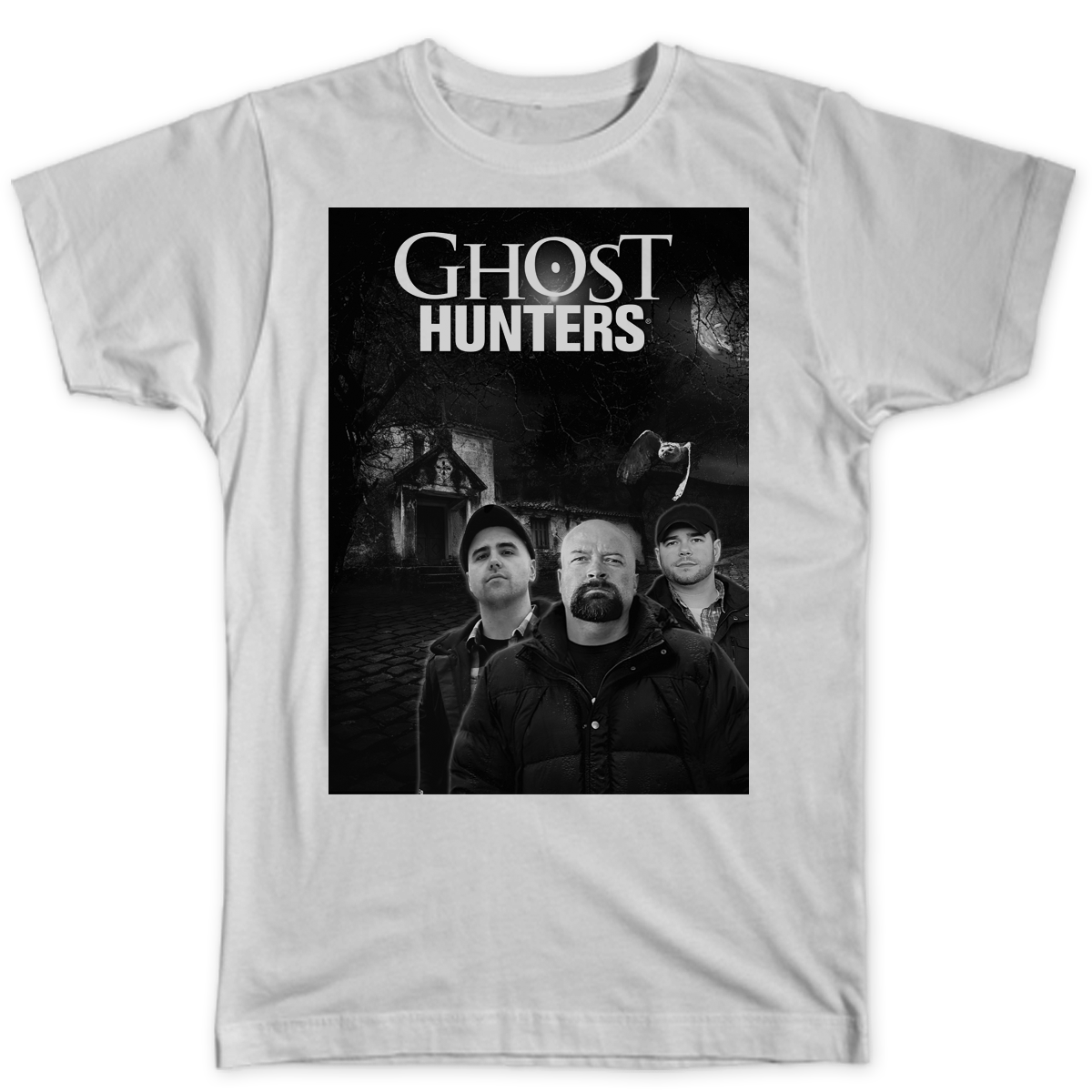 Ghost Hunters Unisex Team Tee