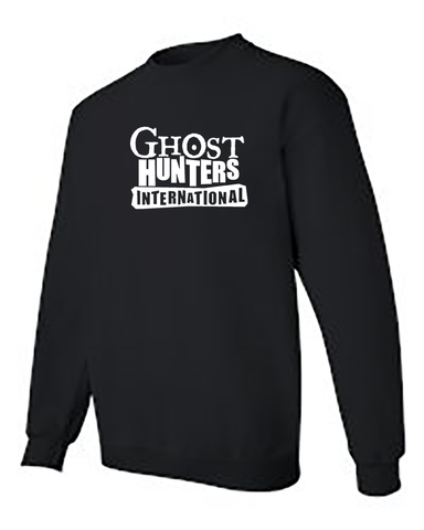 Ghost Hunters International Fleece Pullover Sweatshirt