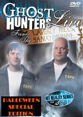 Ghost Hunters Live From The Waverly Hills Sanatorium Special Edition