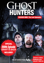 Ghost Hunters | Season 9 Part 3 | The Lost Episodes PLUS FREE 5 x 7 Postcard