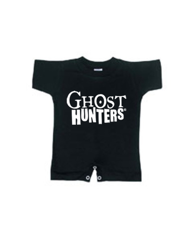 Ghost Hunters Infant T-shirt Romper