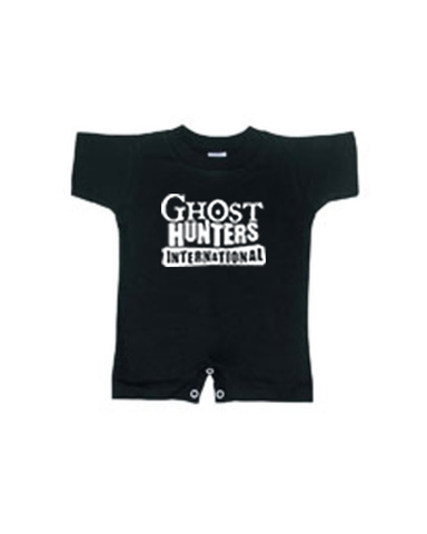 Ghost Hunters International Infant T-Shirt Romper