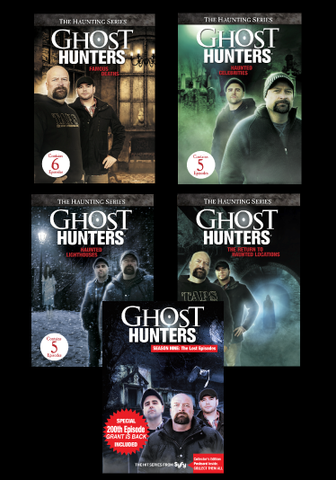 "BUNDLE |  Haunting Series DVD + Season 9 Part 3 ""The Lost Episodes"" DVD"